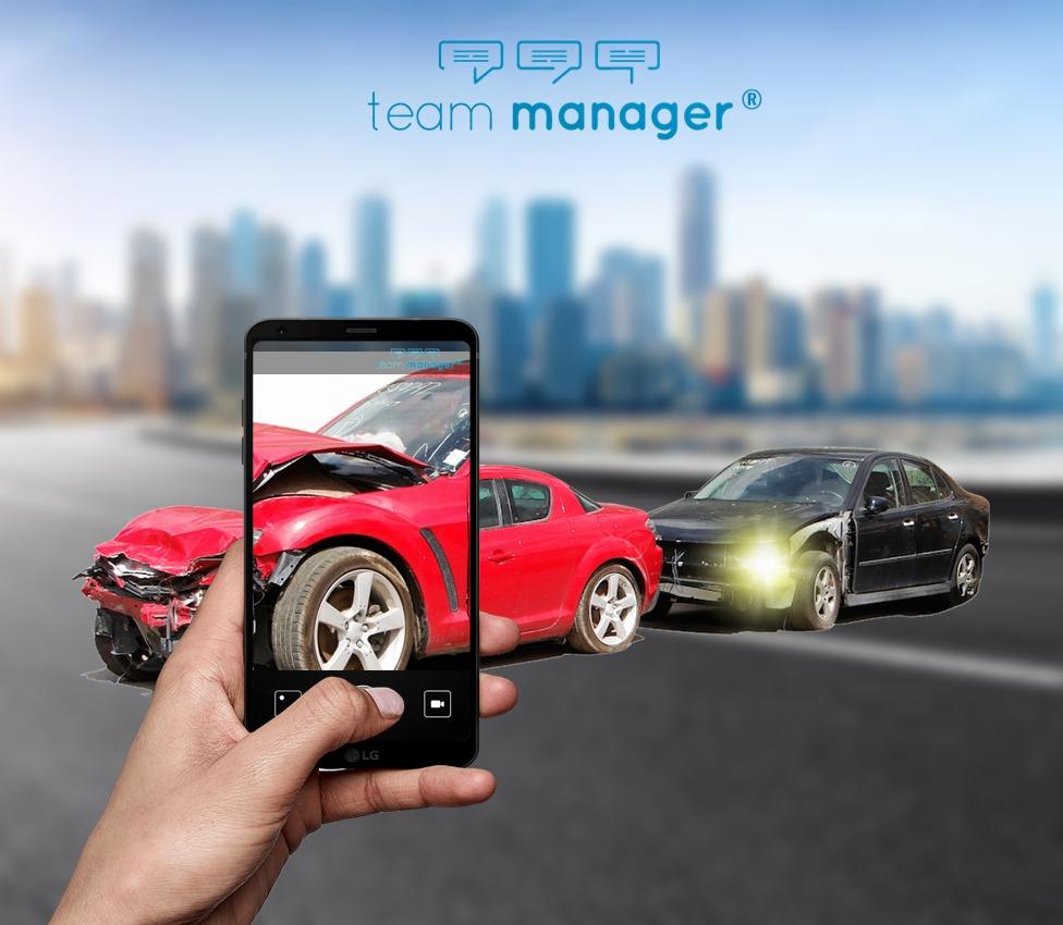 Lanzamiento del sistema de inspecciones remotas en línea sobre Team Manager