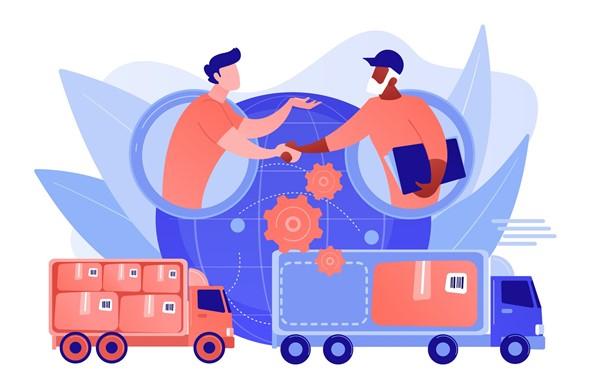 El uso de IoT en la gestión de la cadena de suministros